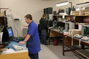 Electronic optical transmission equipment repairs