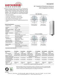 double antenna, x-pol, 806-960+1710-2170 mhz, fet0, 65 deg, 11.4-11.8/12.5-13.6 dbi,